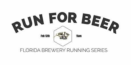 Beer Run Big Top Brewing Co |2020-2021  Florida Brewery Running Series tickets