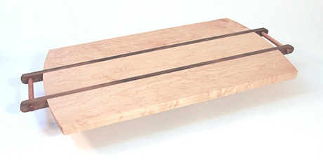 Make A Wooden Tray: A Couples & #Quarantinemates Class tickets