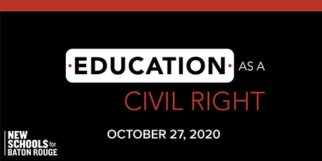 Education as a Civil Right tickets