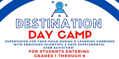 Destination Day Camp tickets