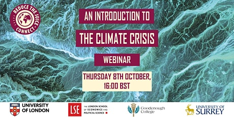Webinar: An Introduction to the Climate Crisis tickets