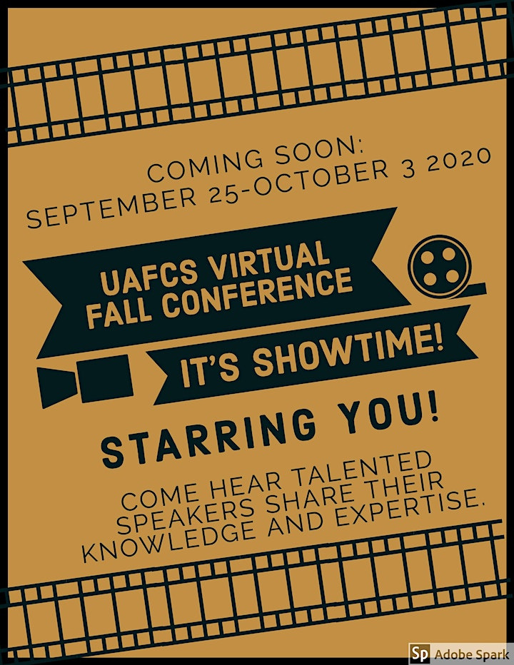 UAFCS 2020 Virtual Conference image