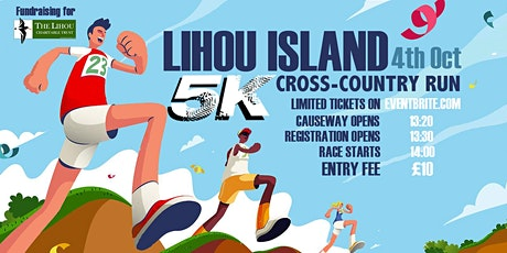 Lihou 5k 2020 tickets