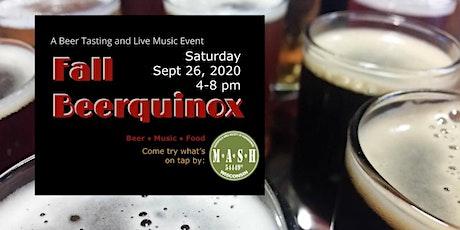 Fall Beerquinox tickets