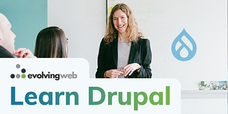Upgrading to Drupal 9 and Beyond - Live Online Training tickets