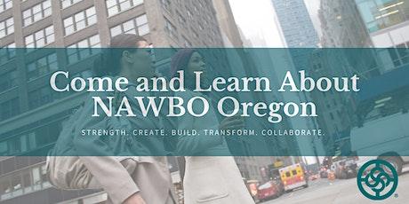 Get to Know NAWBO! tickets