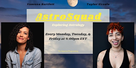 AstroSquad - Exploring The Personal and Collective Affects of Astrology tickets