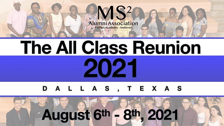 (MS)2 All Classes Reunion 2021 image