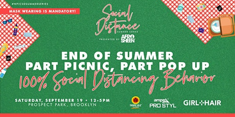#NPICSDSUMMERSERIES END OF SUMMER - PICNIC N' POP-UP tickets