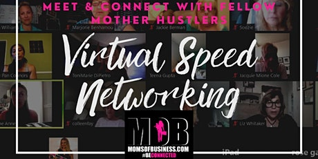 Free Happy Hour Speed Networking for Mom Entrepreneurs tickets