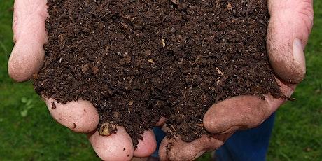 Garden Workshops - Building Your Garden Soil tickets