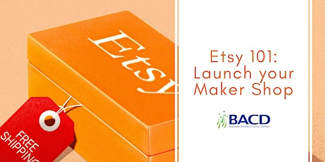 Etsy 101: Launch your Maker Shop tickets
