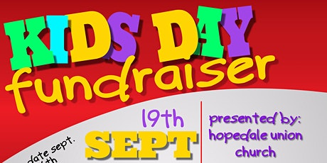 Kids Day Fundraiser tickets