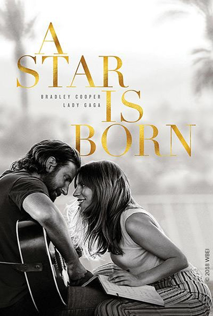 Starlite Drive In Movies -  A STAR IS BORN image