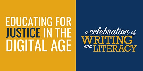 A Celebration of Writing and Literacy tickets