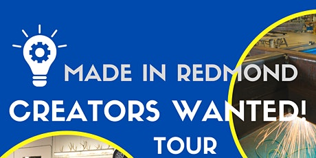 8TH ANNUAL MADE IN REDMOND TOUR tickets