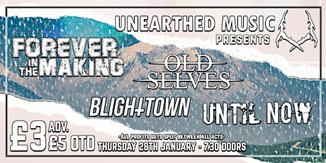 Unearthed Music Midweek Showcase! tickets