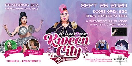 Kween City tickets