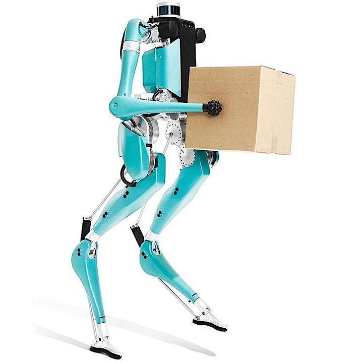 Online Robotics Job Fair image