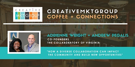 CreativeMktGroup October Coffee + Connections: The Collaboratory of VA tickets