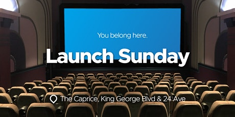 Launch Sunday tickets