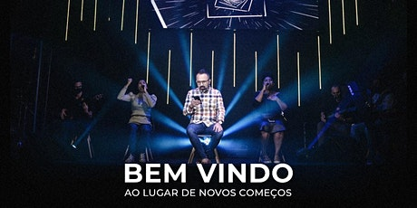Cultos Presenciais - Lírio Ae Carvalho ingressos