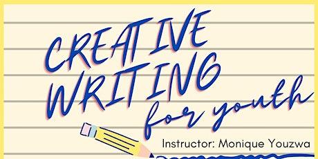 Kids Workshop: Creative Writing tickets