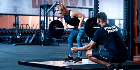 Train to become a Personal Trainer tickets