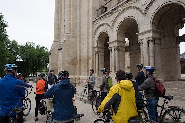 Spirits of Seven Oaks - Haunted Bike Tour image