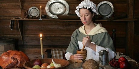 Foodways: Hearth Cooking: Colonial Thanksgiving tickets