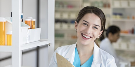 Train to become a Pharmacy Tech tickets