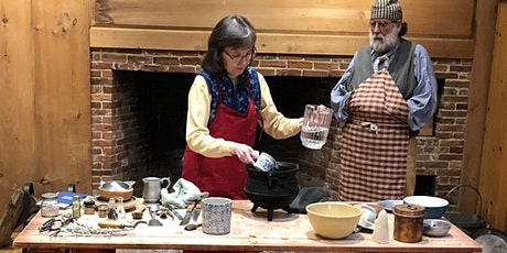 Foodways:  Hearth Cooking: Irish Colonial Cooking tickets
