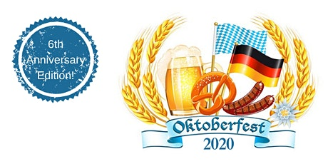 Oktoberfest 2020 by Growler Country.  6th Anniversary celebration! tickets