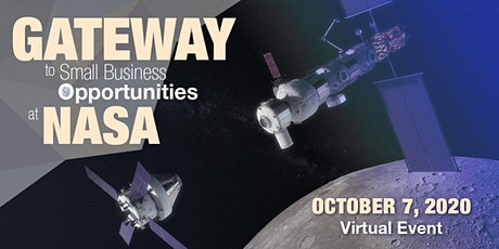 Gateway to Small Business Opportunities at NASA tickets