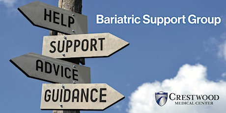 Bariatric Support Group tickets