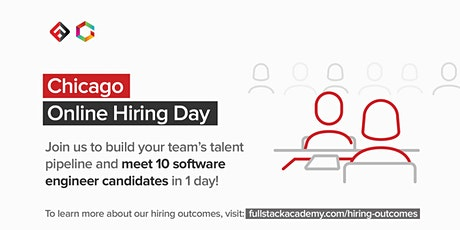 Fullstack Academy Chicago's Hiring Day (Online Event) tickets