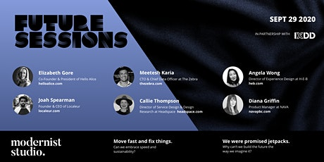 Future Sessions with Modernist Studio: Conversations with Cultural Leaders tickets