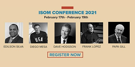 ISOM 2021 Conference: Reaching A Tipping Point tickets