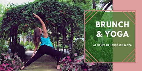 Brunch + Yoga tickets