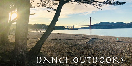 Wild Moves distanced dance outdoors - beach session@East Beach/Crissy Field tickets