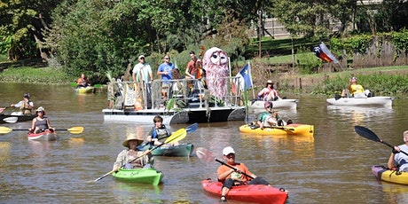 Shake Your Trail Feather Paddle Parade tickets