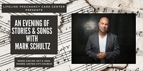 An Evening of Stories & Songs with Mark Schultz tickets
