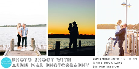 Photo Shoot Series with Abbie Mae Photography: White Rock tickets