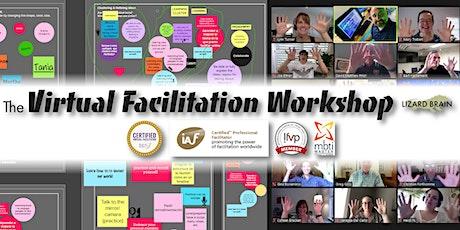 The Virtual Facilitation Workshop tickets