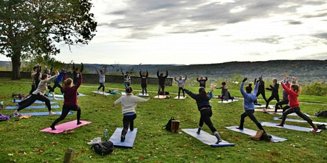 Outdoor Yoga on The Westside! tickets
