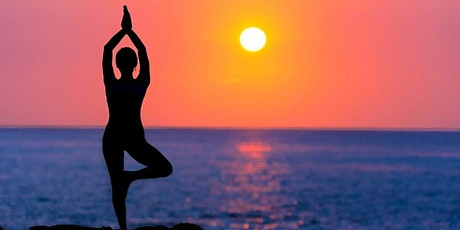 Oceanview Sunset Outdoor Yoga on The Westside! tickets