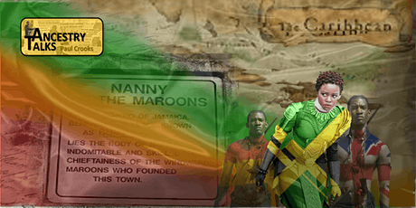 Black & British History:  Jamaica, Britain and the Akan Maroon War tickets