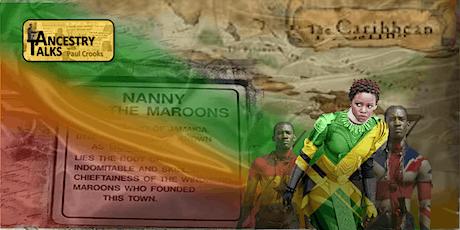 Black & British History:  Jamaica, Britain and the Akan Maroon War tickets