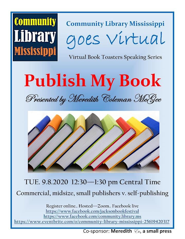 Publish My Book image