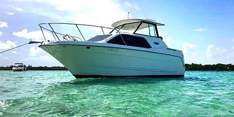 BOAT RENTAL (Charter) in Miami tickets